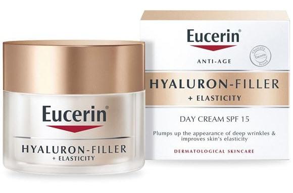 Eucerin Hyaluron-Filler + Elasticity Day Cream Spf15