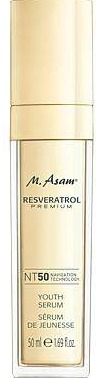 M. Asam Resveratrol Premium Youth Serum Nt50