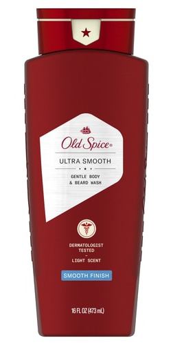 Old Spice Ultra Smooth Body & Face Wash