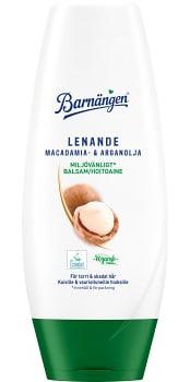 Barnängen Macadamia & Arganolja Miljövänligt Balsam