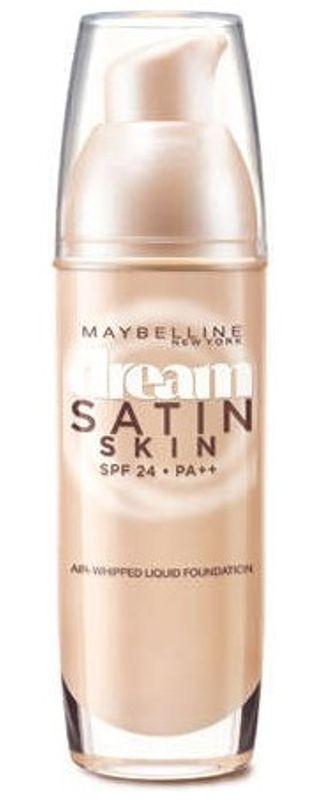 Maybelline Dream Satin Skin Liquid Foundation