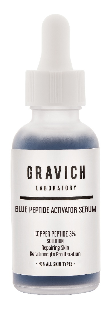 GRAVICH Blue Peptide Activator Serum