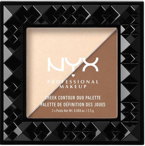 NYX Cheek Contour Duo Palette