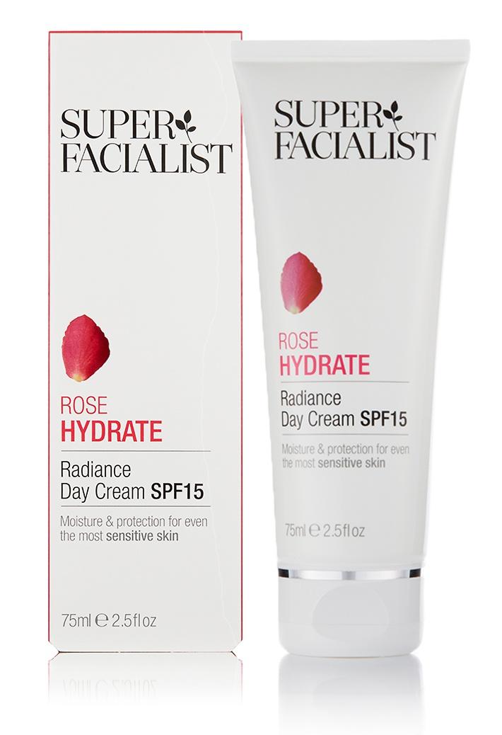 Super Facialist Rose Hydrate Radiance Day Cream Spf15