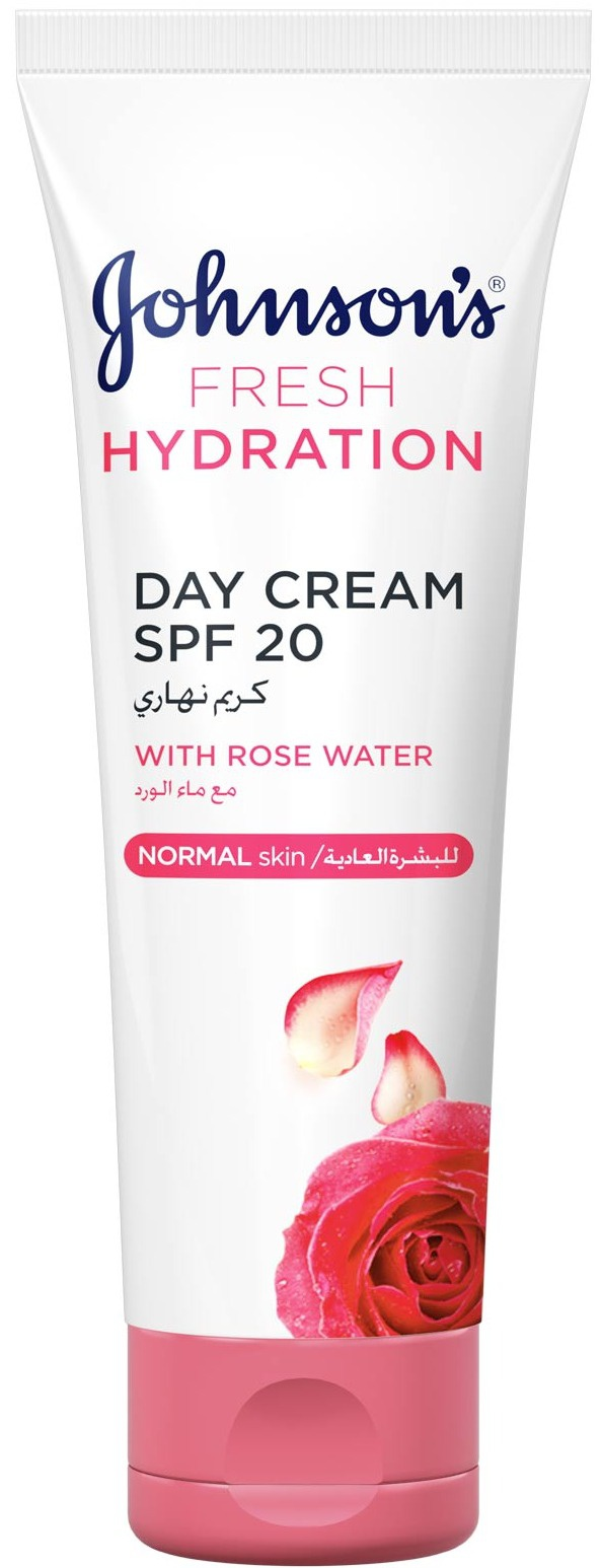 Johnson's Fresh Hydration Day Cream SPF20