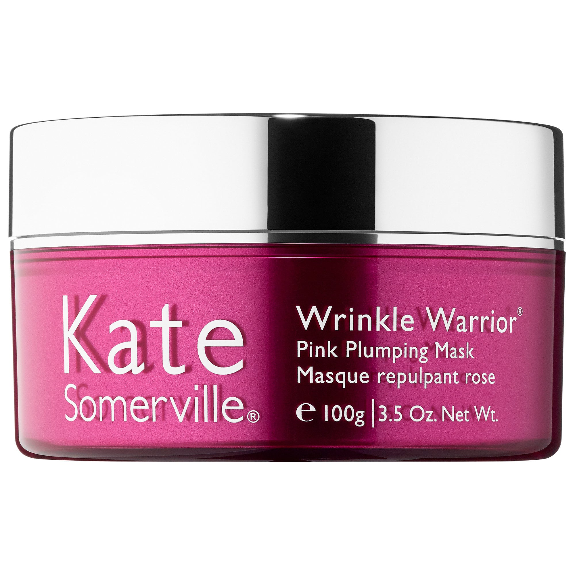 Kate Somerville Skincare Wrinkle Warrior Pink Plumping Mask