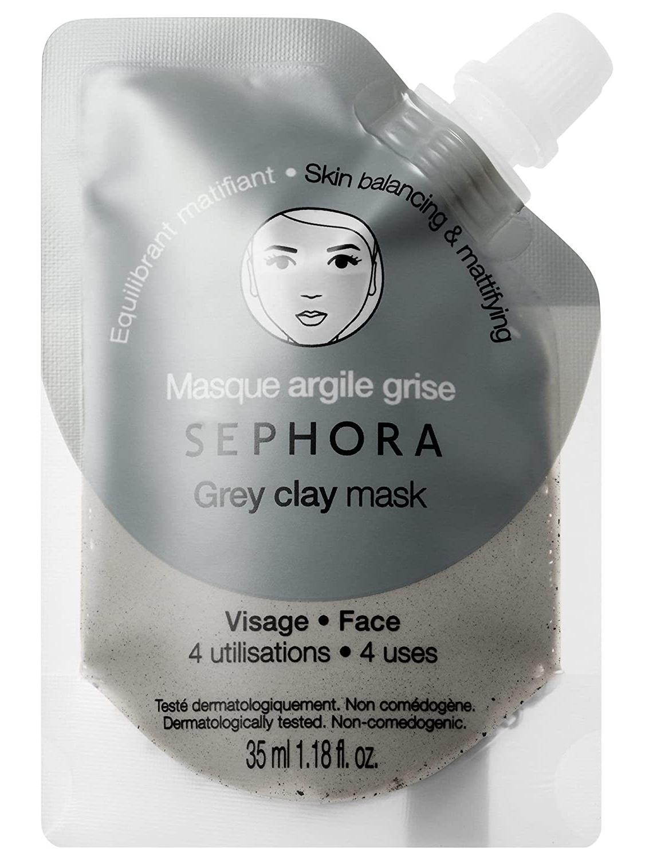 SEPHORA COLLECTION Natural Grey Clay: Mattifies And Balances.