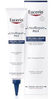Eucerin Urearepair Plus Cream 30% Urea