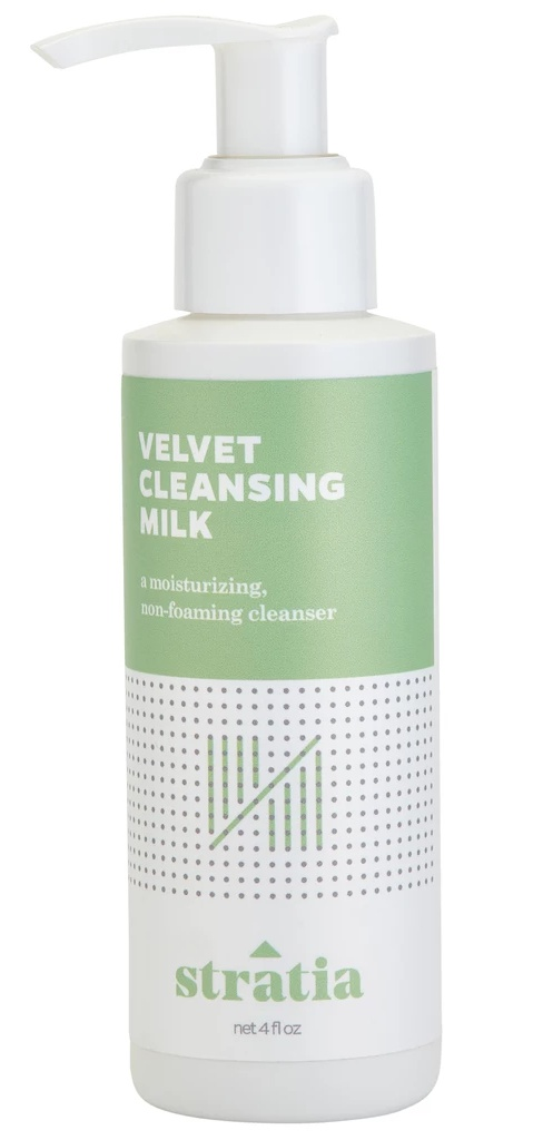 Stratia Velvet Cleansing Milk (2019)