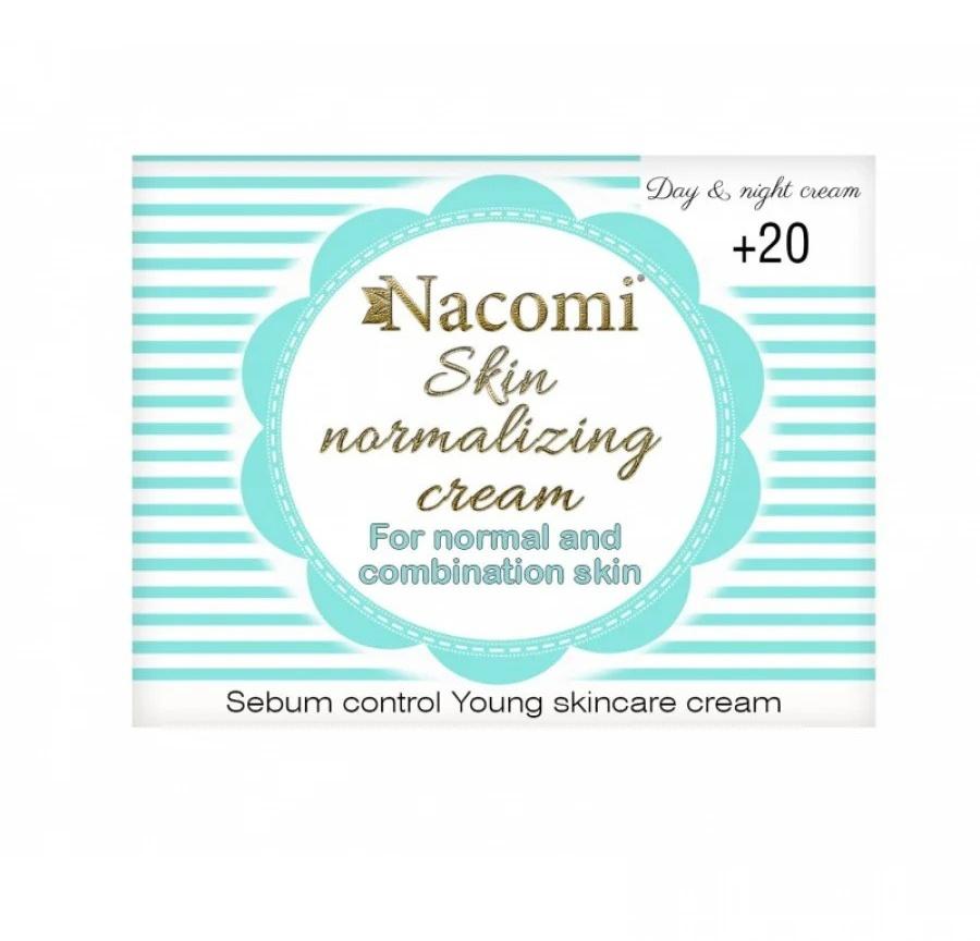 Nacomi Skin Normalizing Cream
