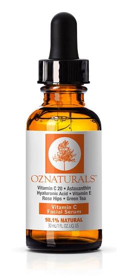 OZNaturals Vitamin C Facial Serum