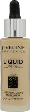 Eveline Liquid Control Hd Foundation