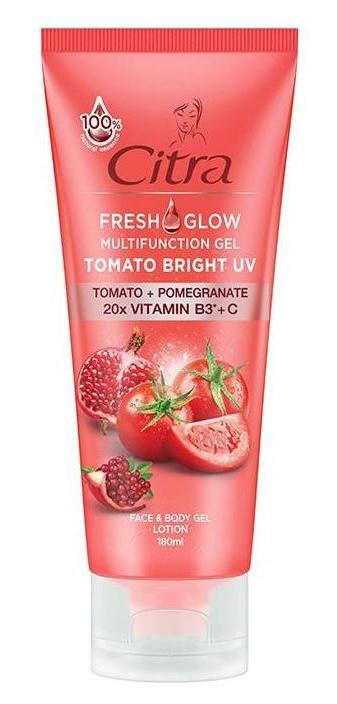 Citra Fresh Glow Multifunction Gel Tomato Bright Uv