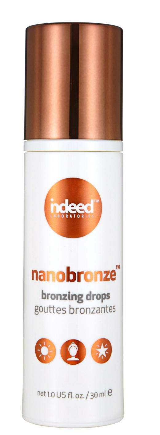 Indeed Laboratories Nanobronze Bronzing Drops