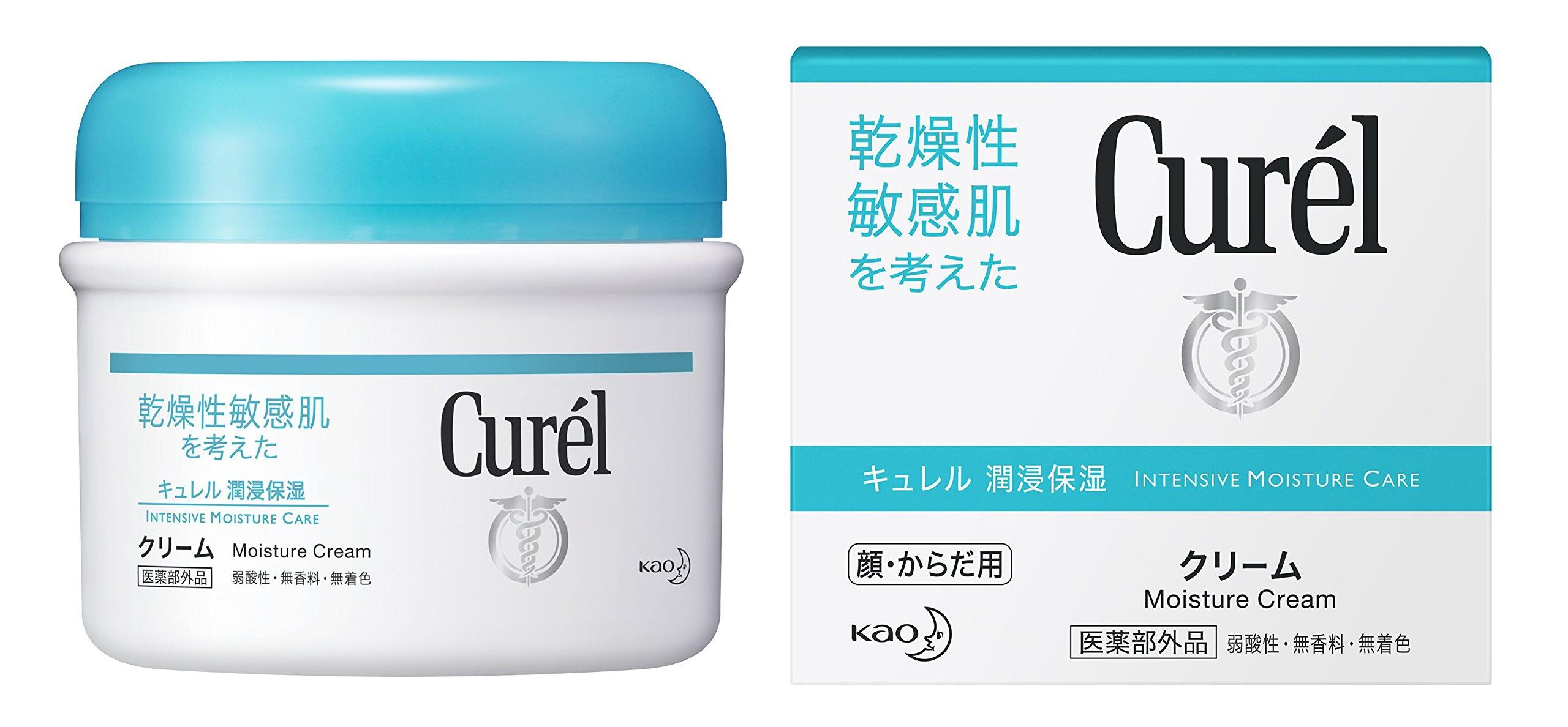 Curél Moisture Cream