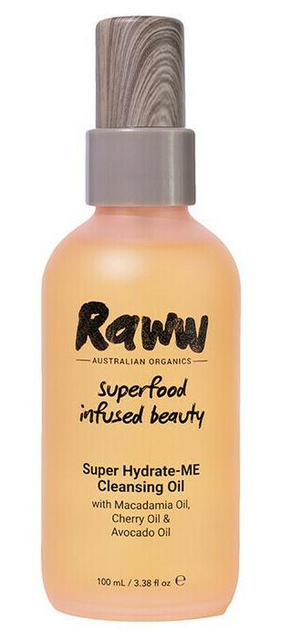 Raww Super Hydrate-Me Cleansing Oil
