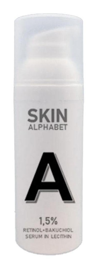 SKIN ALPHABET .3% Retinol And 1,2% Bakuchiol Serum