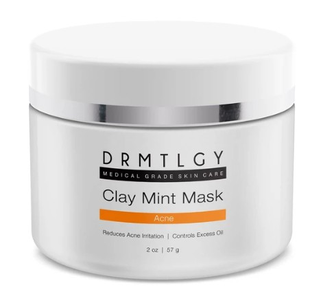DRMTLGY Clay Mint Mask