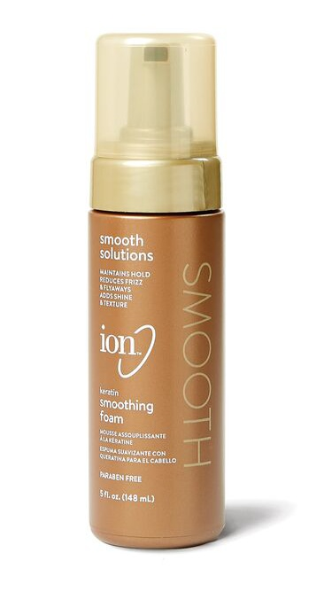 Ion Smoothing No Frizz Foam
