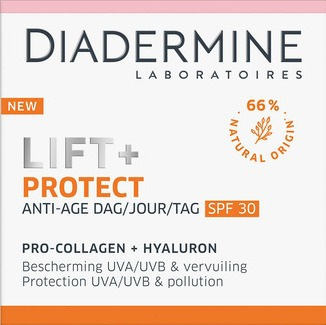 Diadermine Lift+ Protect SPF30 Pro Collagen + Hyaluron