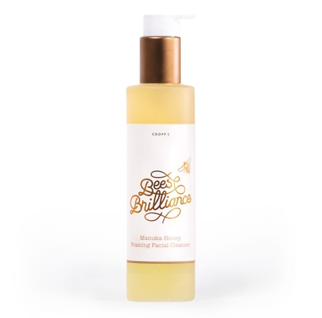 Bees Brilliance Manuka Honey Foaming Face Cleanser
