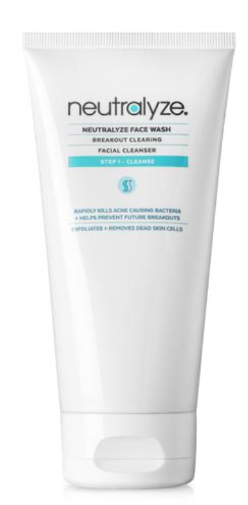 Neutralyze Moderate To Severe Acne Face Wash 2.0