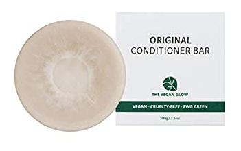 The Vegan Glow Original Conditioner Bar