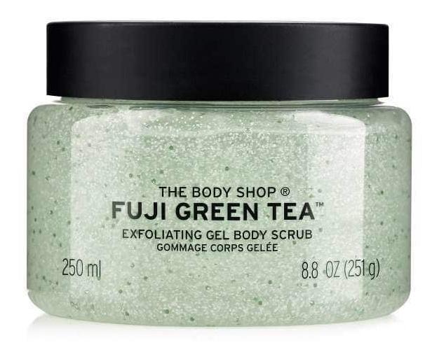 The Body Shop Fuji Green Tea™ Exfoliating Body Scrub