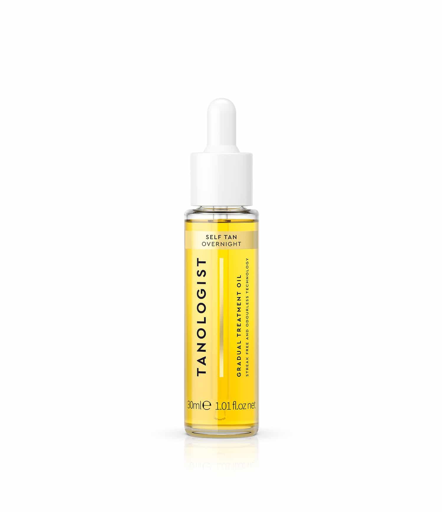 Tanologist Overnight Gradual Tan Treatment Oil