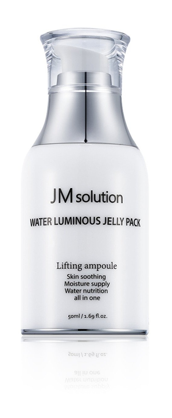 JMsolution Water Luminous White Jelly Pack