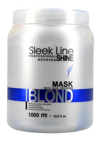 Stapiz Sleek Line Blond Mask