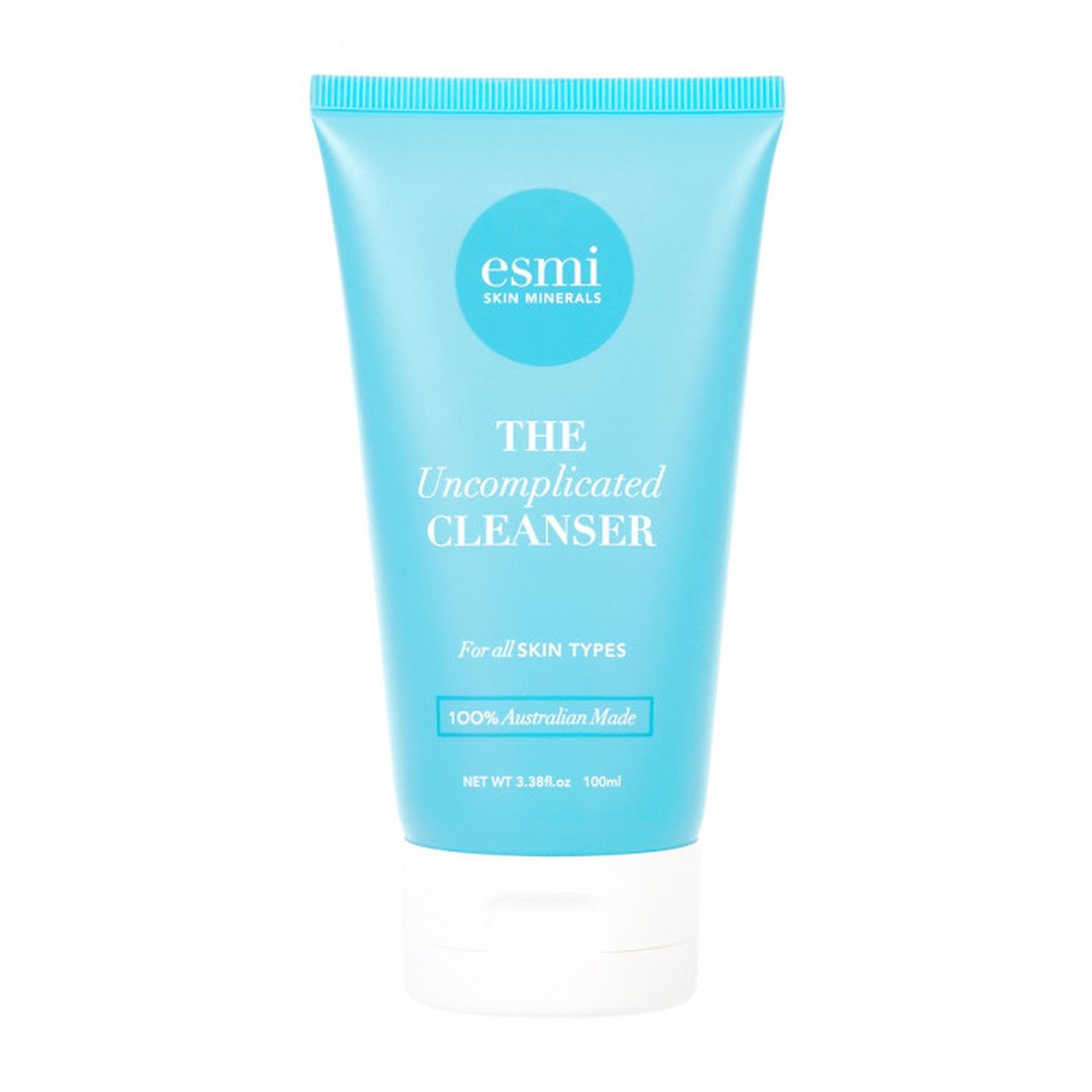 Esmi The Uncomplicated Cleanser With Charcoal