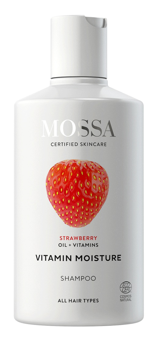 Mossa Vitamin Mouisture Shampoo