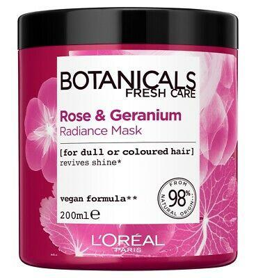 L'Oreal Botanicals Rose Geranium Enhancing Mask