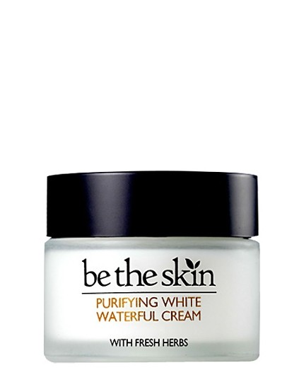 BE THE SKIN Purifying White Waterful Cream
