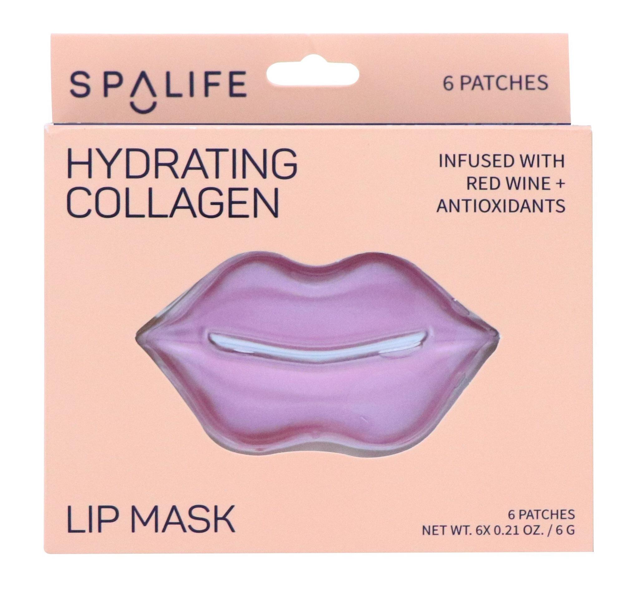 Spalife Hydrating collagen lip mask
