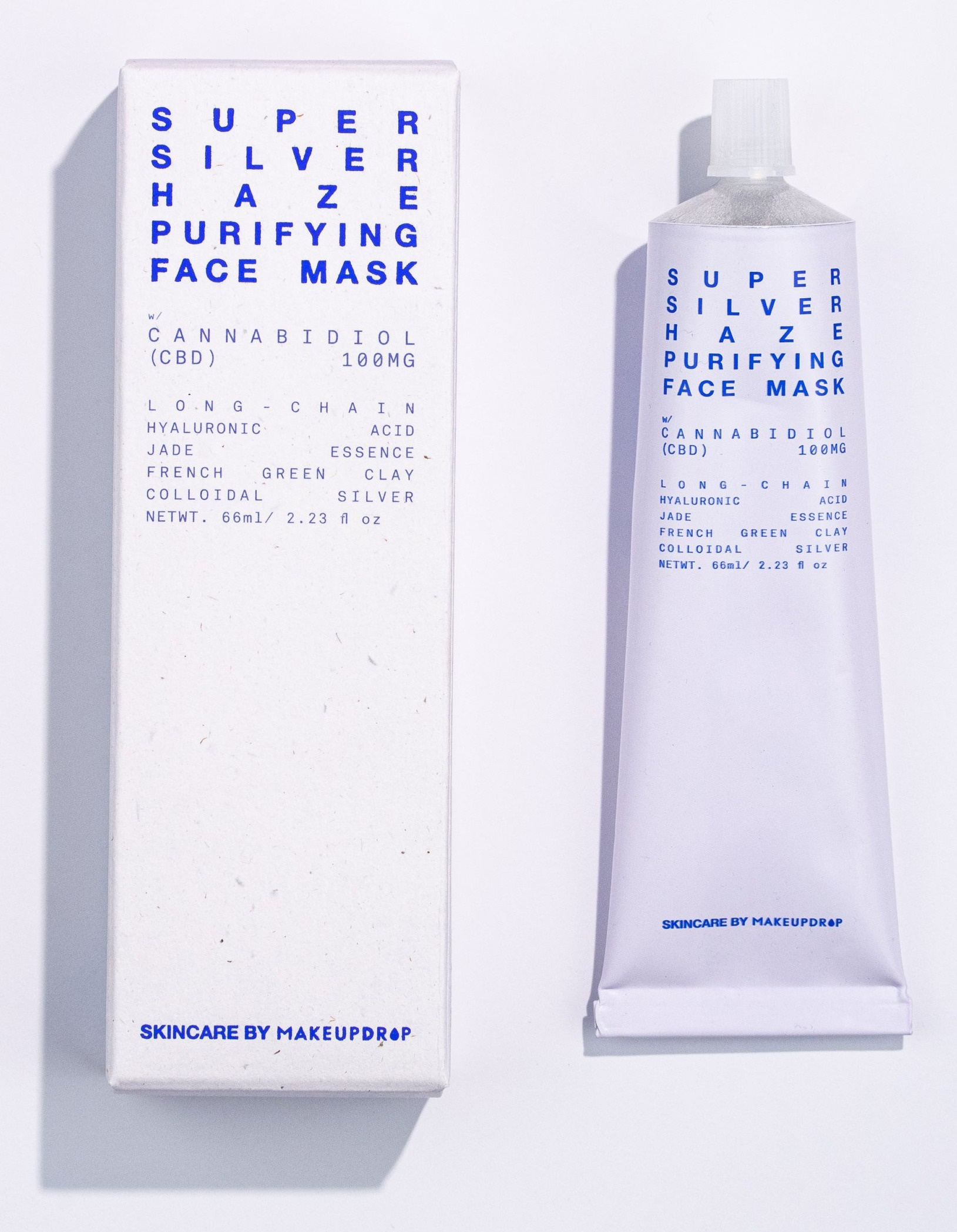 Super Silver Haze Purifying Face Mask