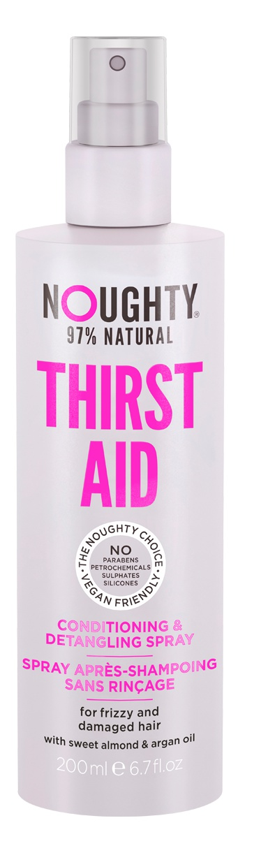 Noughty Thirst Aid Conditioning & Detangling Spray