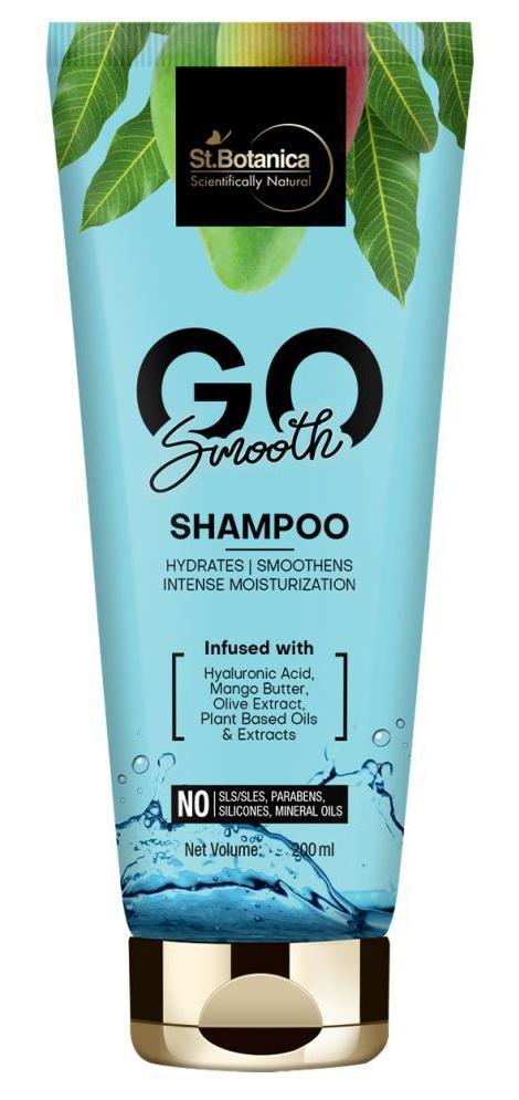 StBotanica Go Smooth Hair Shampoo