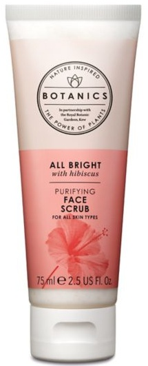 Botanics All Bright Purifying Face Scrub