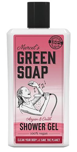 Marcel's Green Soap  Showergel Argan & Oudh