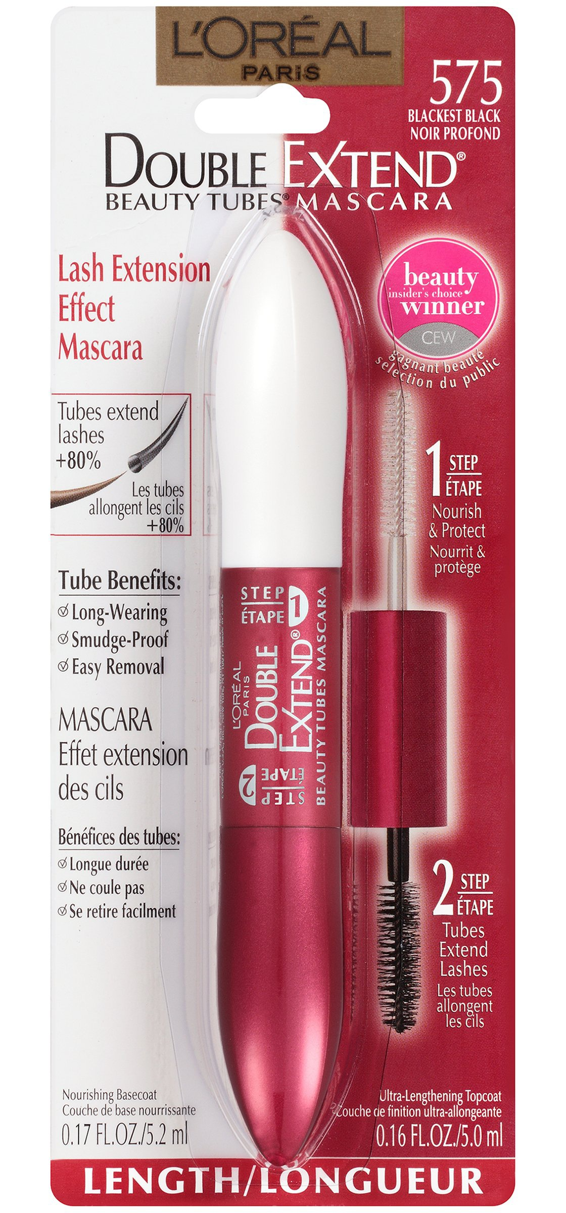 L'Oreal Double Extend Beauty Tubes