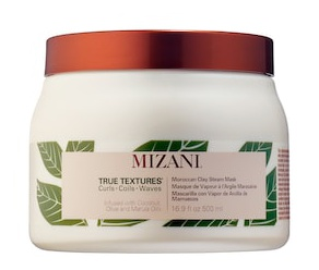 Mizani True Textures Moroccan Clay Steam Mask