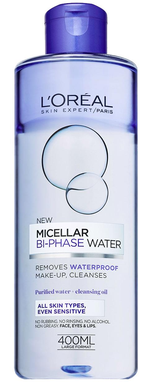 L'Oreal Bi-Phase Micellar Water All Skin Types