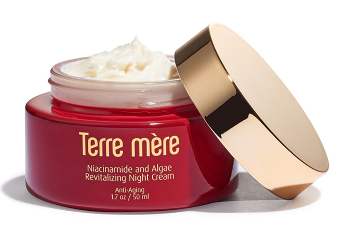 Terre mere Niacinamide And Algae Revitalizing Night Cream