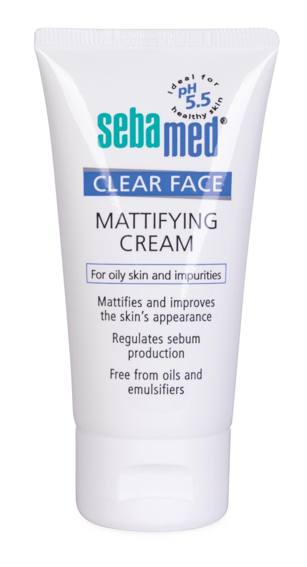 Sebamed Clear Face Mattifying Cream Ph 5.5