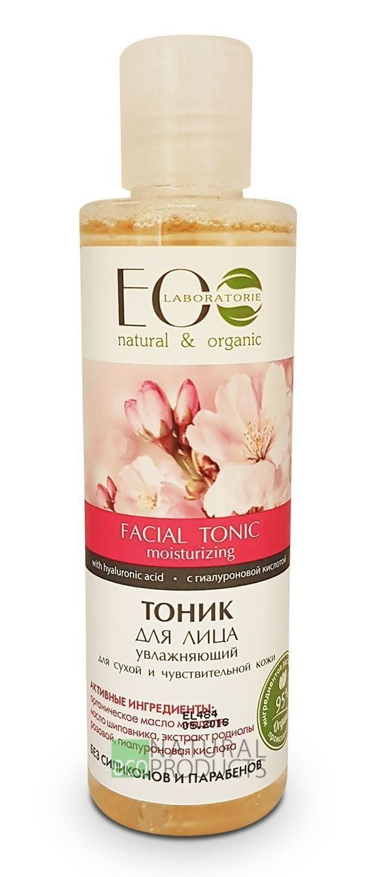 EO LABORATORIE` Natural & Organic Moisturizing Facial Tonic