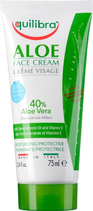 Equilibra Aloe Face Cream