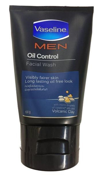 Vaseline MEN Face Wash Oil Control