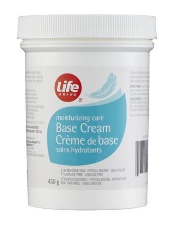 Life Brand Moisturizing Base Cream